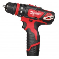 M12 BDDX-0 Sub Compact Drill Driver - Removable Chuck *NAKED UNIT*