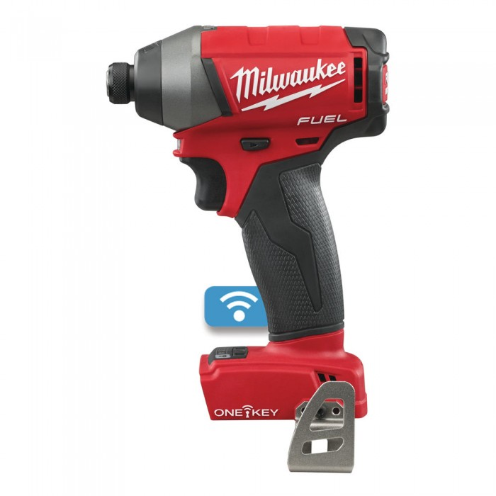 "M18 ONEID-0 1/4"" ONE-KEY Hex Impact Driver"