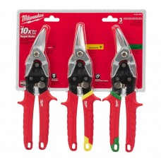 3pcs Set Metal Snips - 1pc