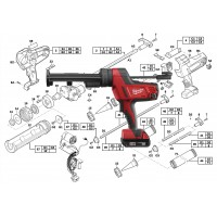 Caulk Guns (12V+18V)
