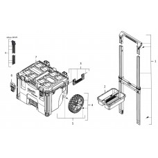 Packout Trolley